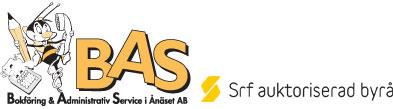 Bokföring & Administrativ Service i Ånäset AB